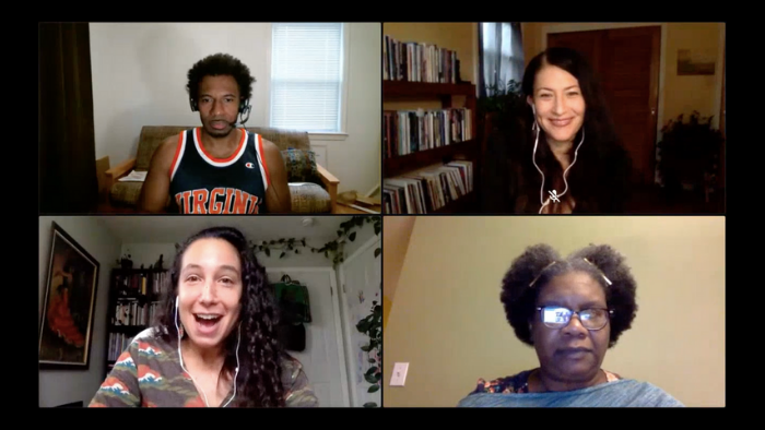 On Making a Life in Poetry: Kyle Dargan, Vievee Francis and Ada Limón (Student Session)