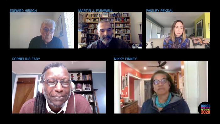 American Poetries (Conversation + Q&A)