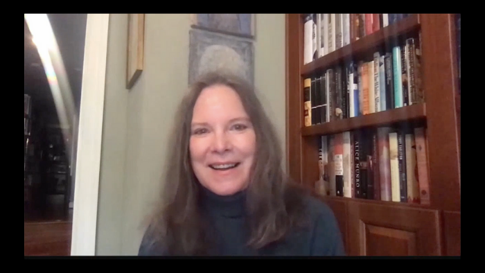Poets on Poetry: Carolyn Forché (Student Session)