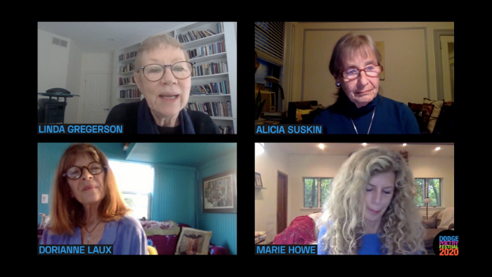 Poets Forum: Shelter In Poems (Conversation + Q&A)
