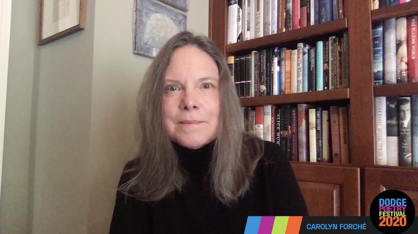 Carolyn Forché Reads Nâzım Hikmet