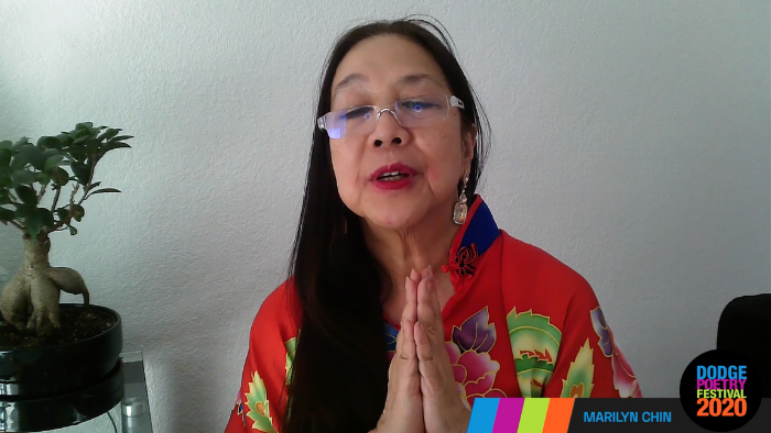 """Marilyn Chin Reads """"Sage"""""""