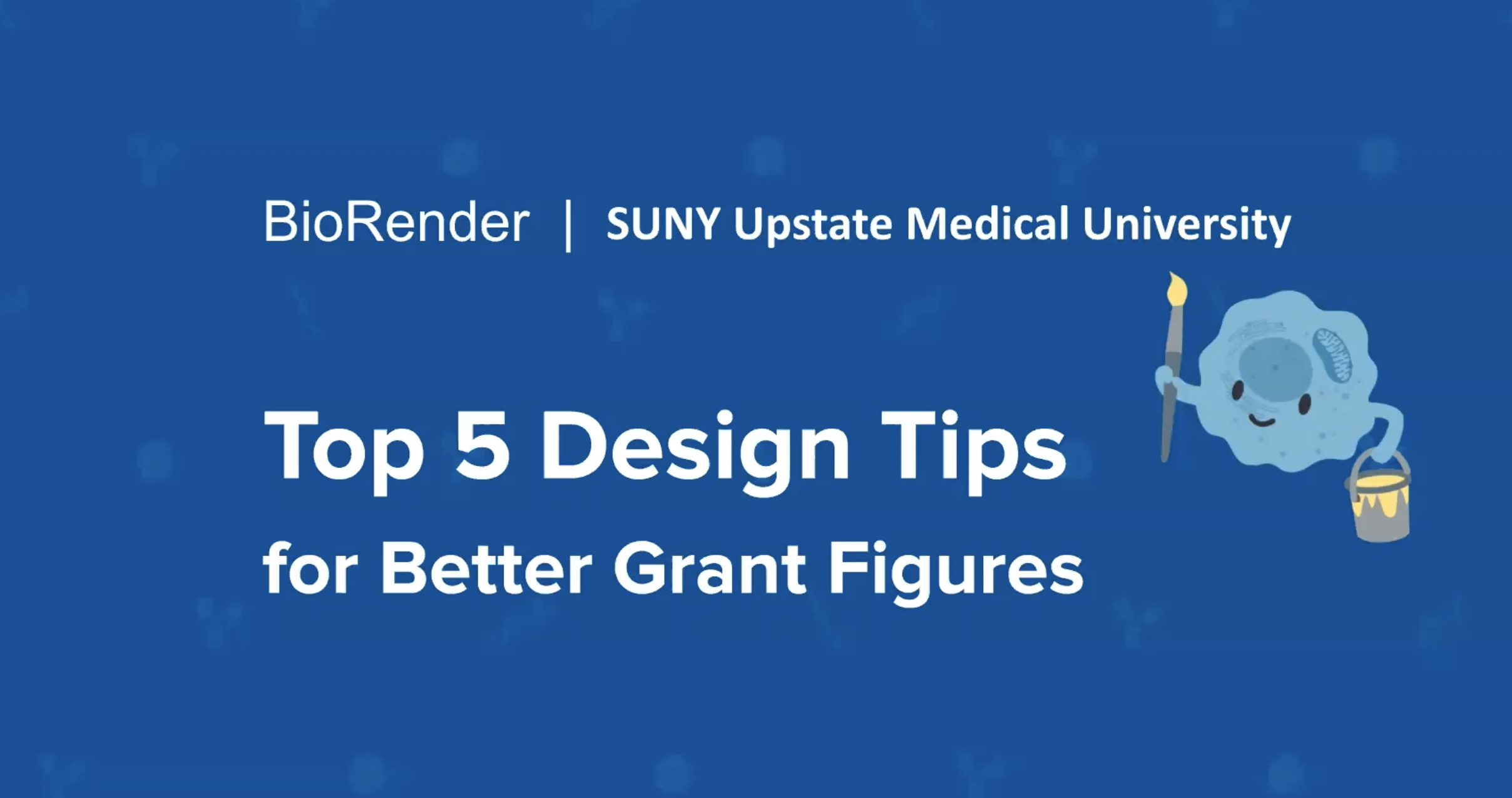 Special Topic @ SUNY Upstate: Grant Figures