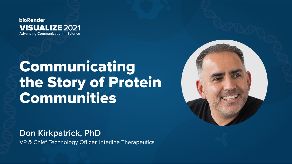 Communicating the Story of Protein Communities