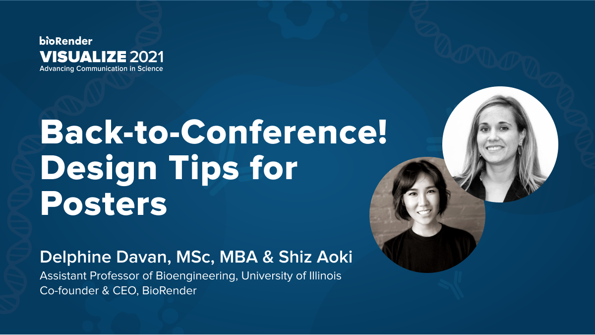 Back-to-Conference! Design Tips for Posters