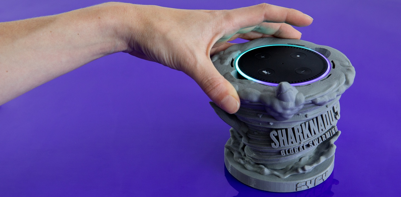 Homepage slider sharknado