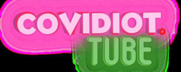 Covidiot.Tube logo