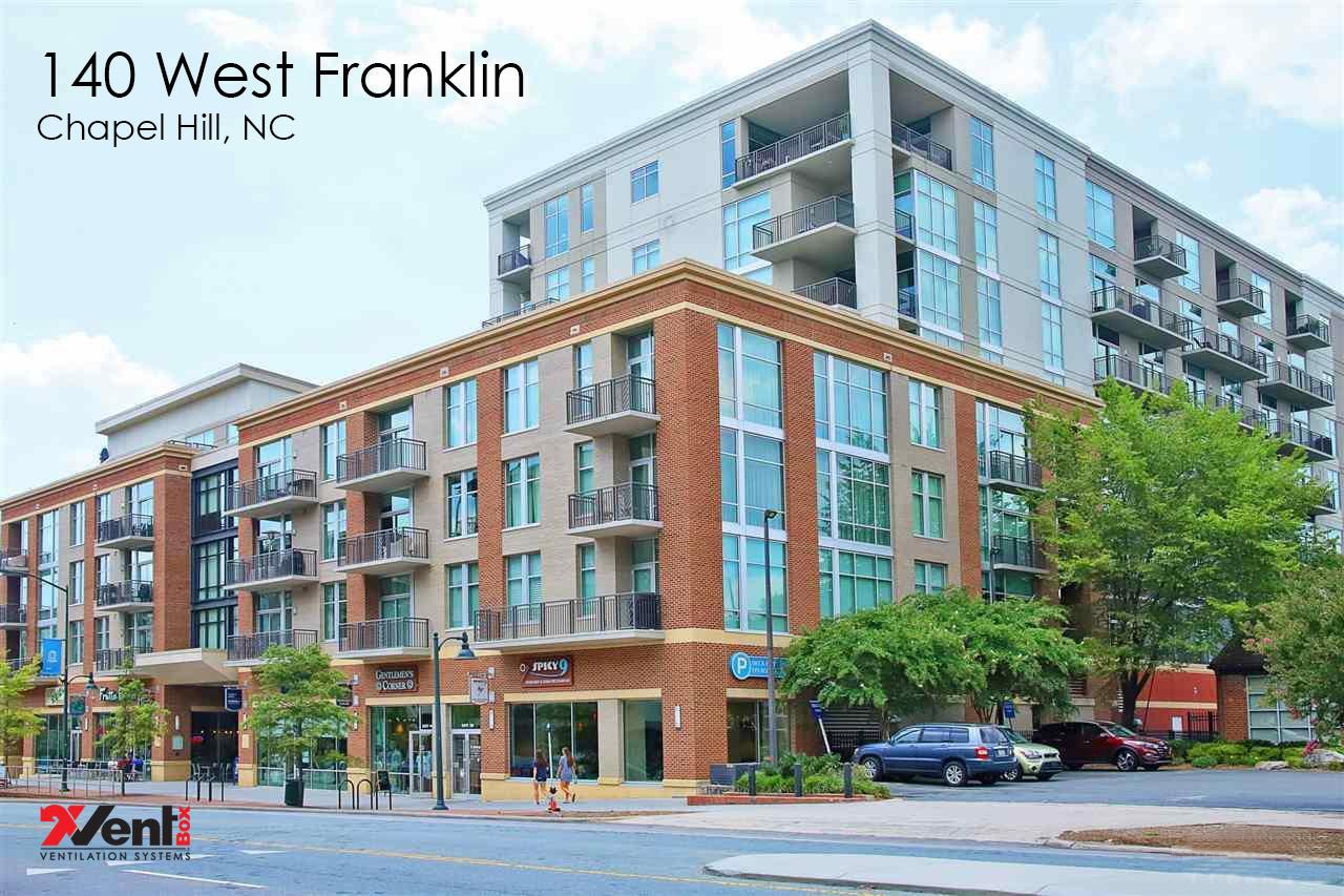 140 West Franklin