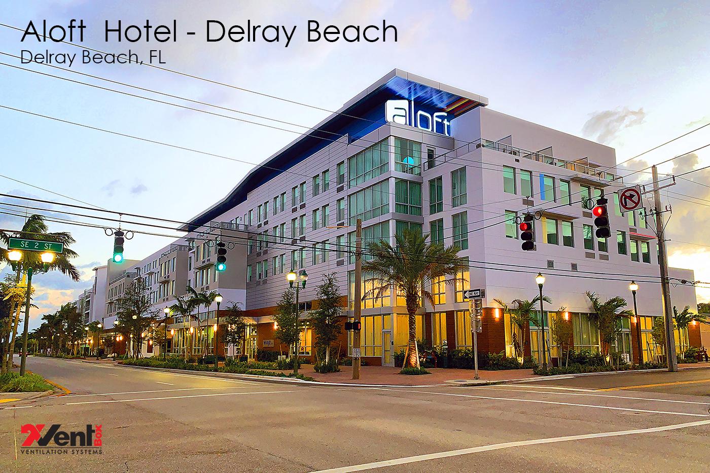 Aloft Hotel - Delray Beach