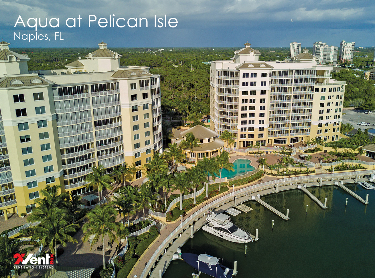 Aqua at Pelican Isle