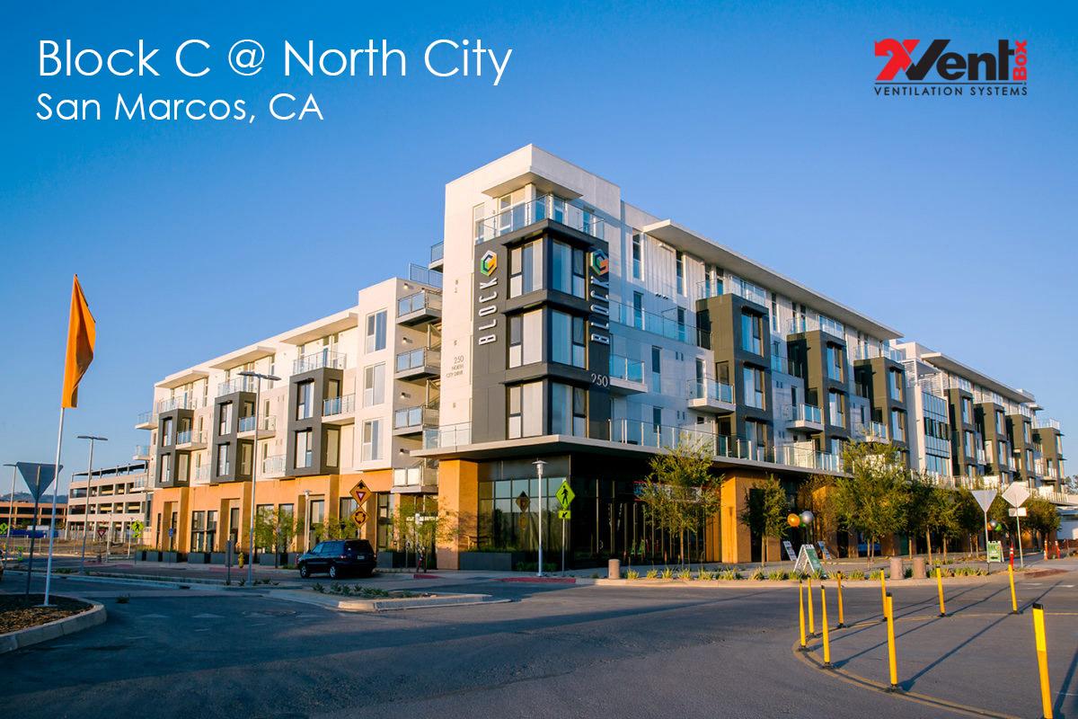 Block C @ North City