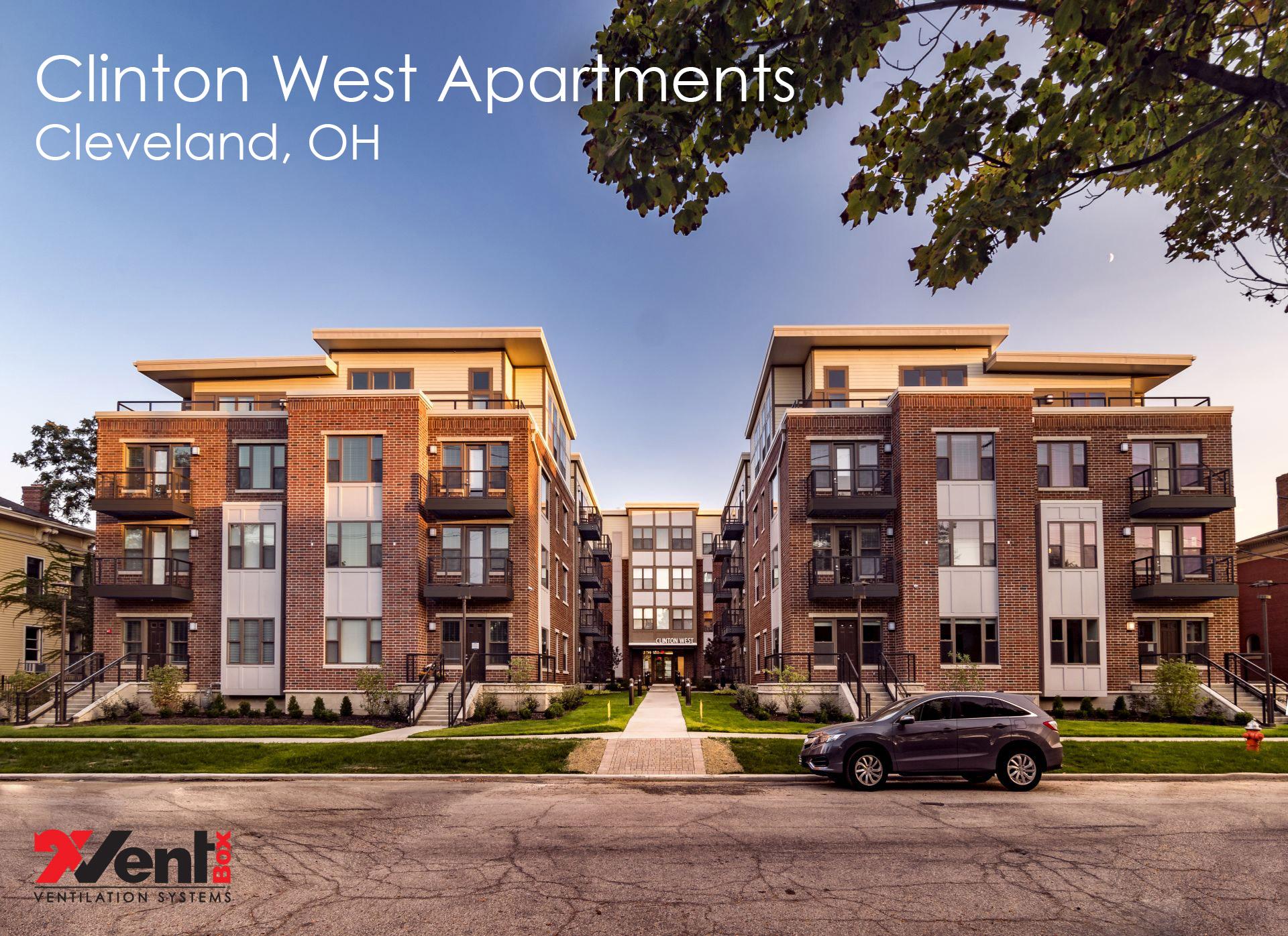 Clinton West Apartments