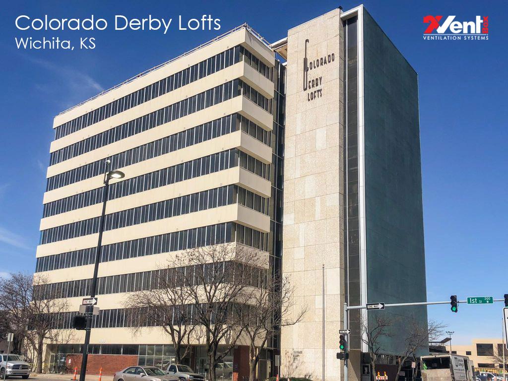 Colorado Derby Lofts