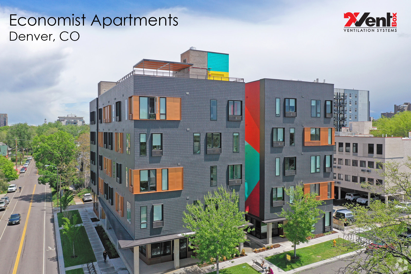 Economist Apartments