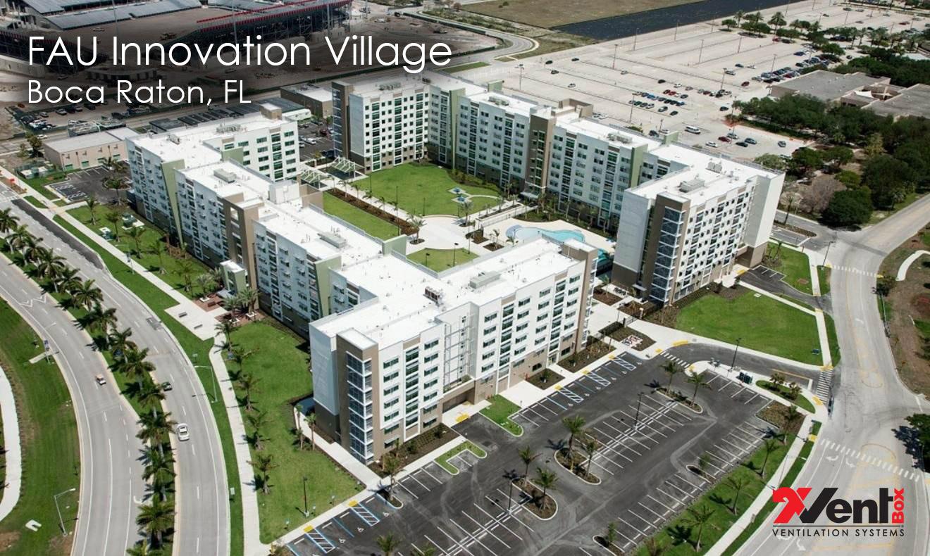 FAU Innovation Village