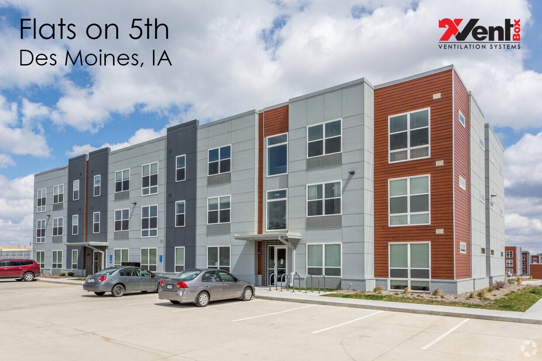 Flats on 5th (Southridge Apartments)
