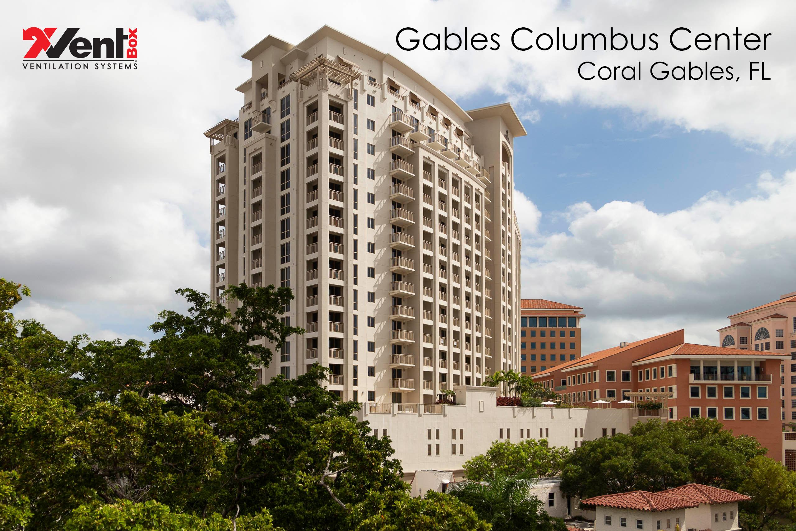 Gables Columbus Center