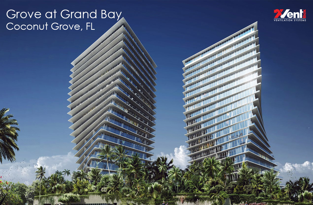 Grove at Grand Bay (Twisting Towers)