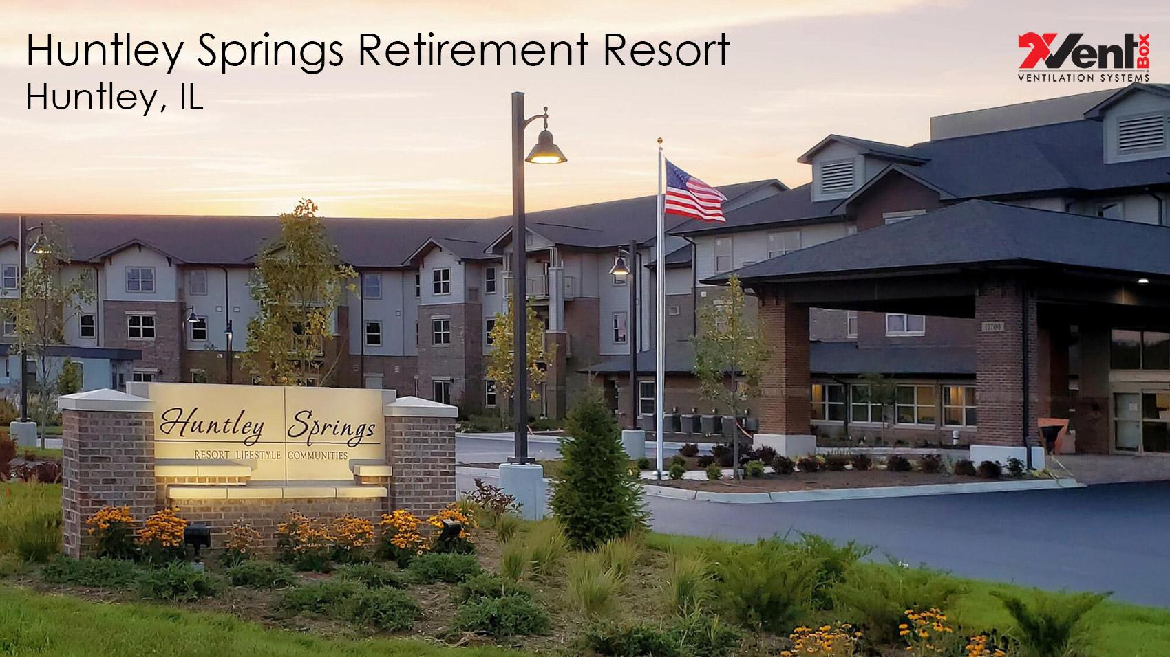 Huntley Springs Retirement Resort