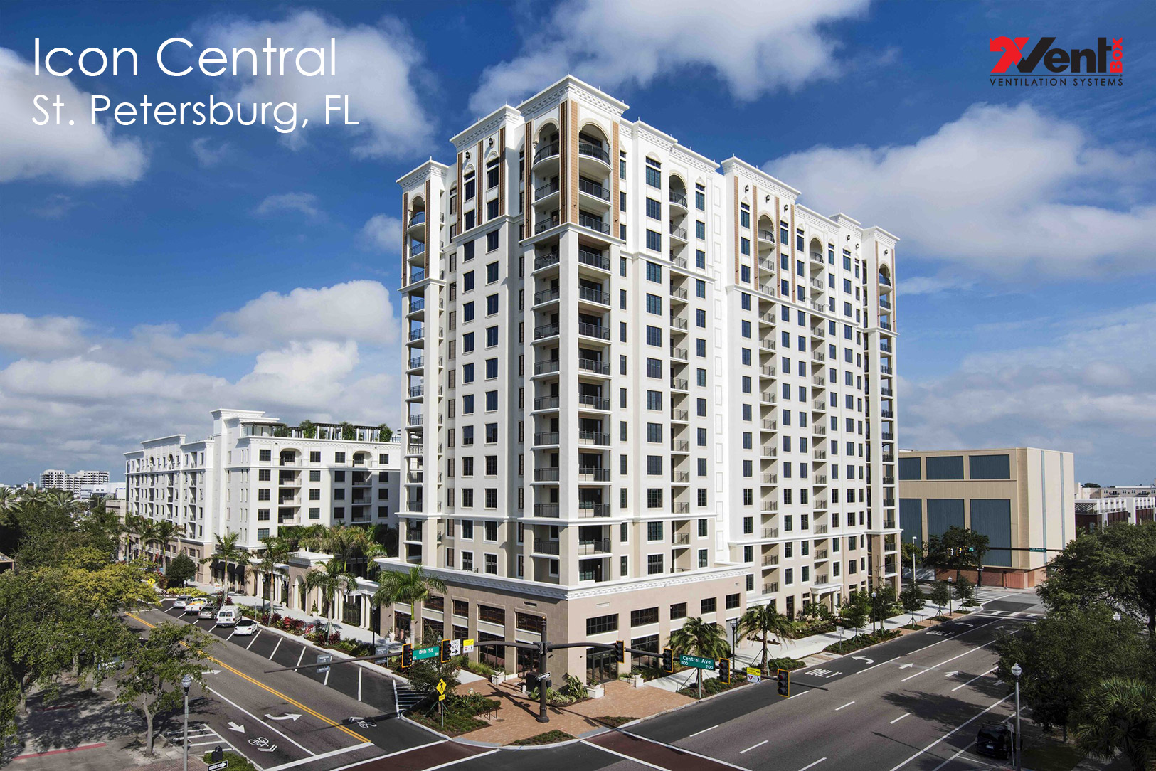 Icon Central (801 Central Apartments)