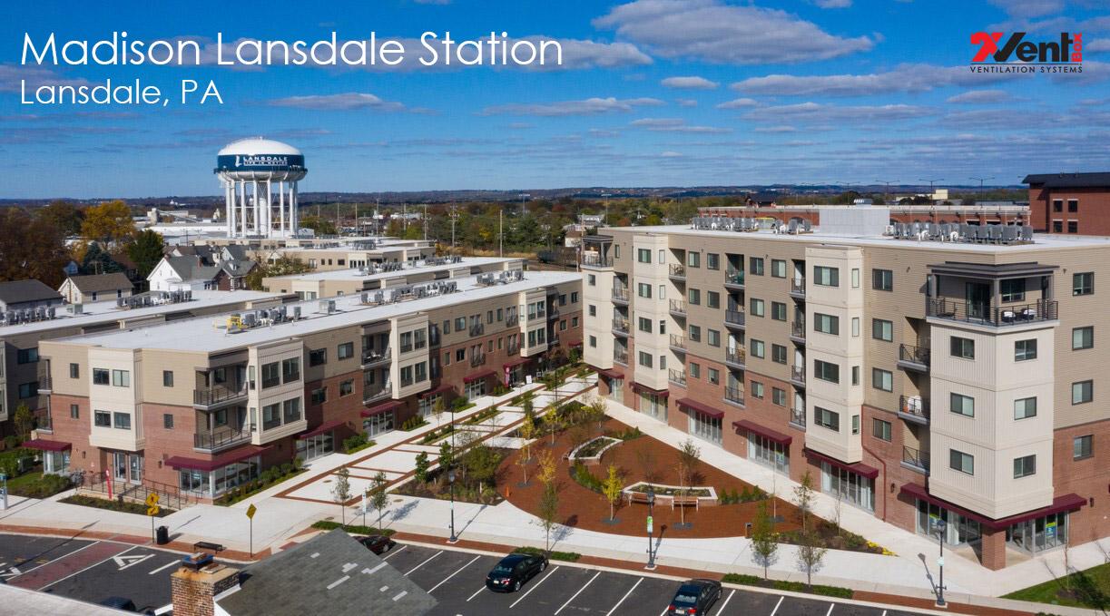 Madison Lansdale Station