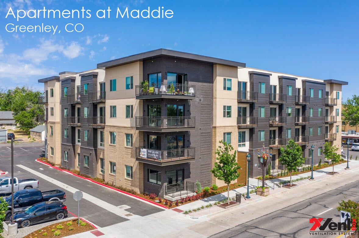 Apartments at Maddie