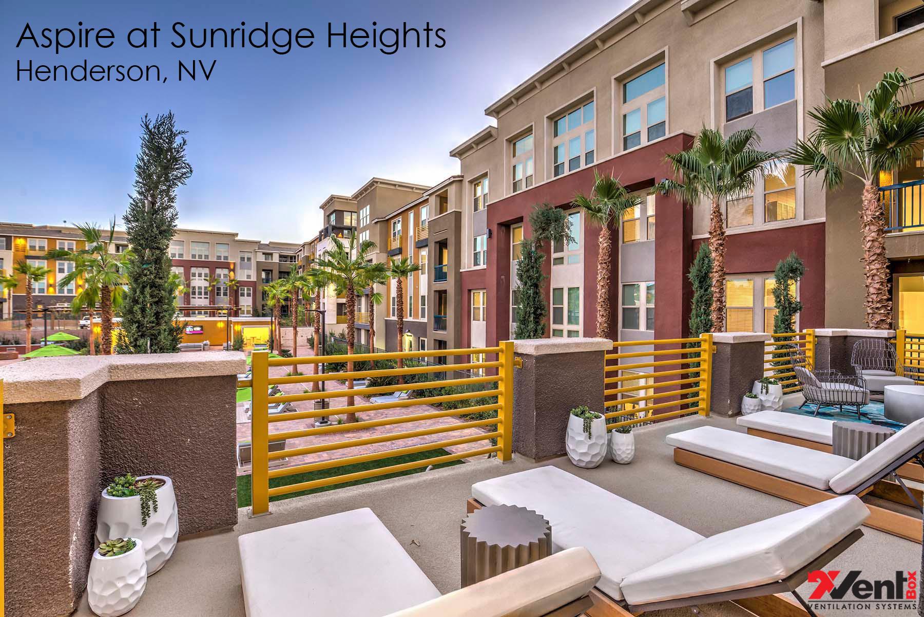Aspire at Sunridge Heights