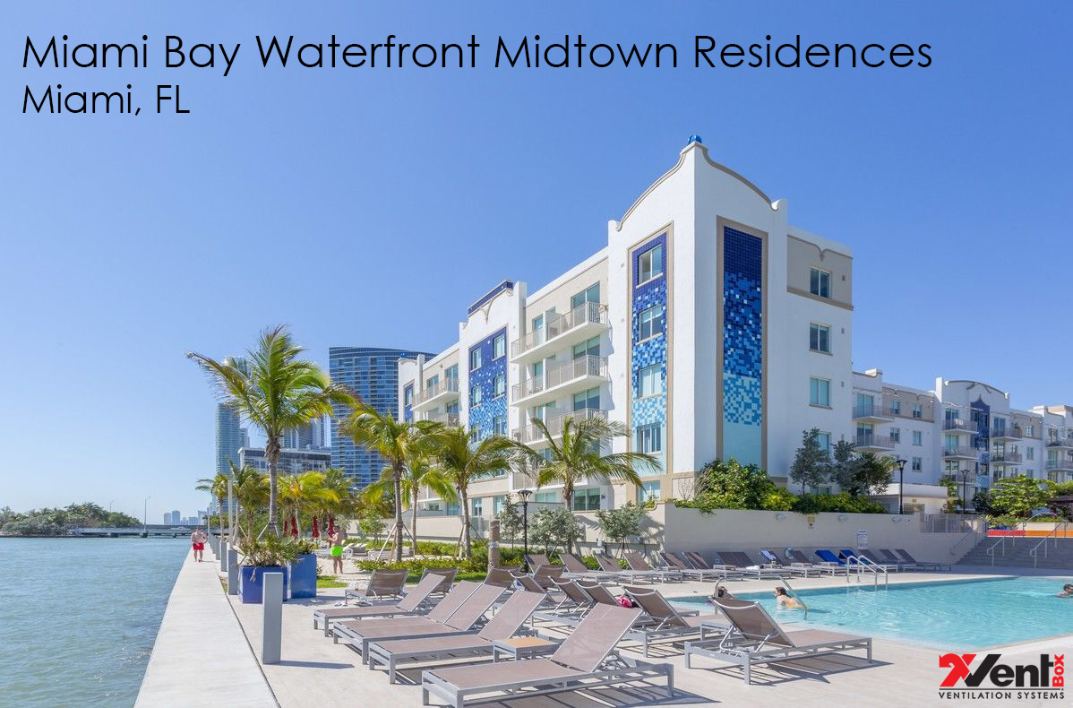 Miami Bay Waterfront Midtown Resdiences