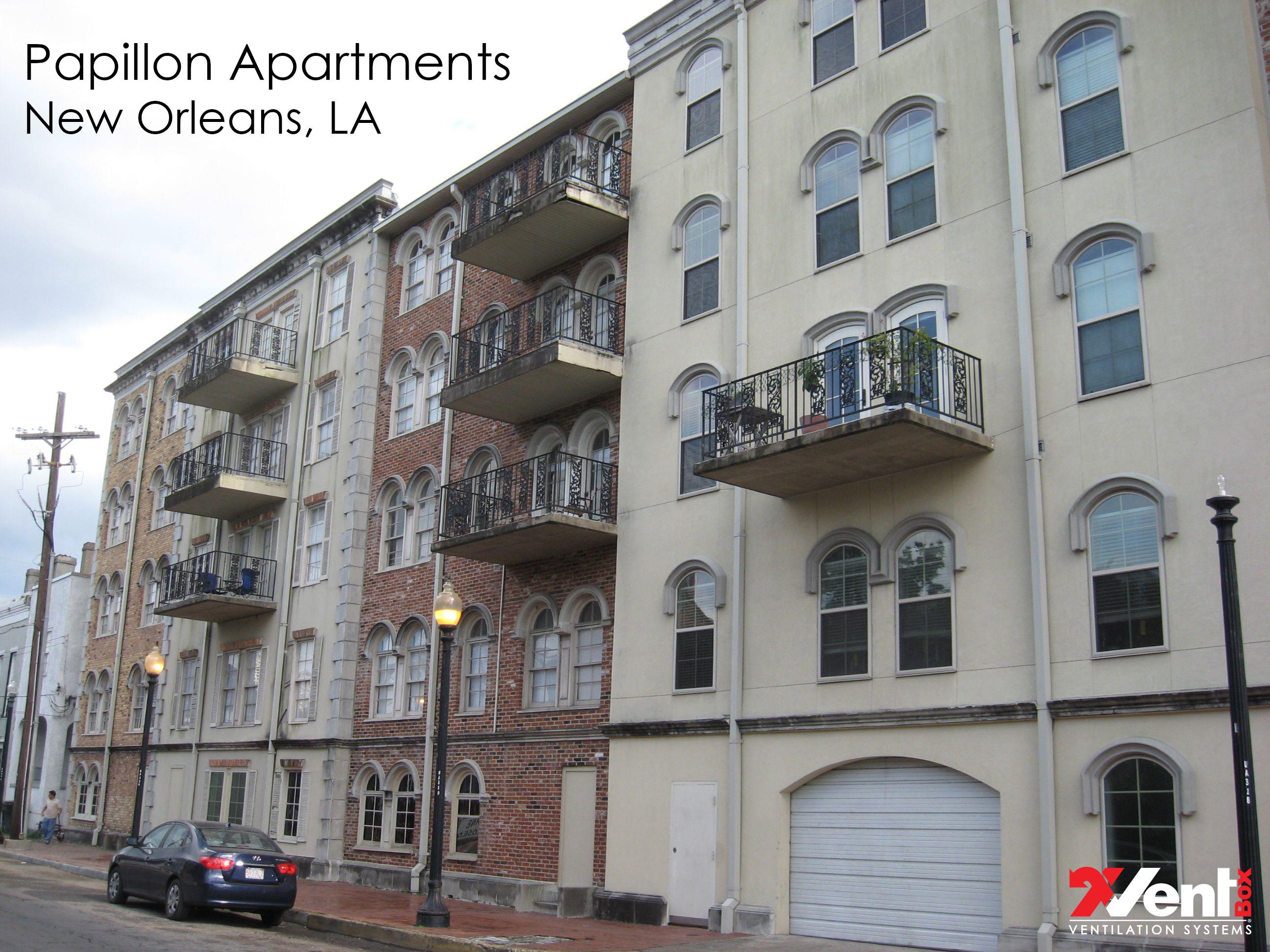Papillon Apartments