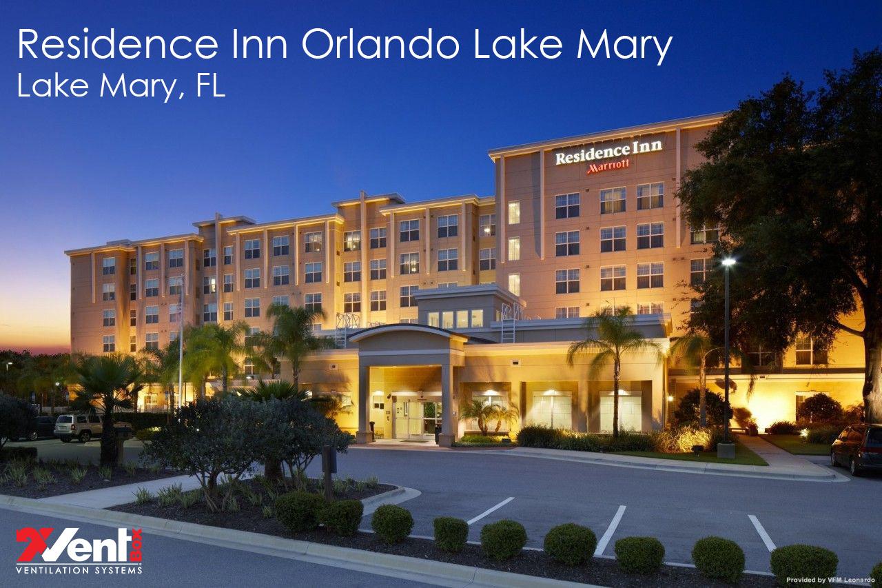 Residence Inn Orlando Lake Mary