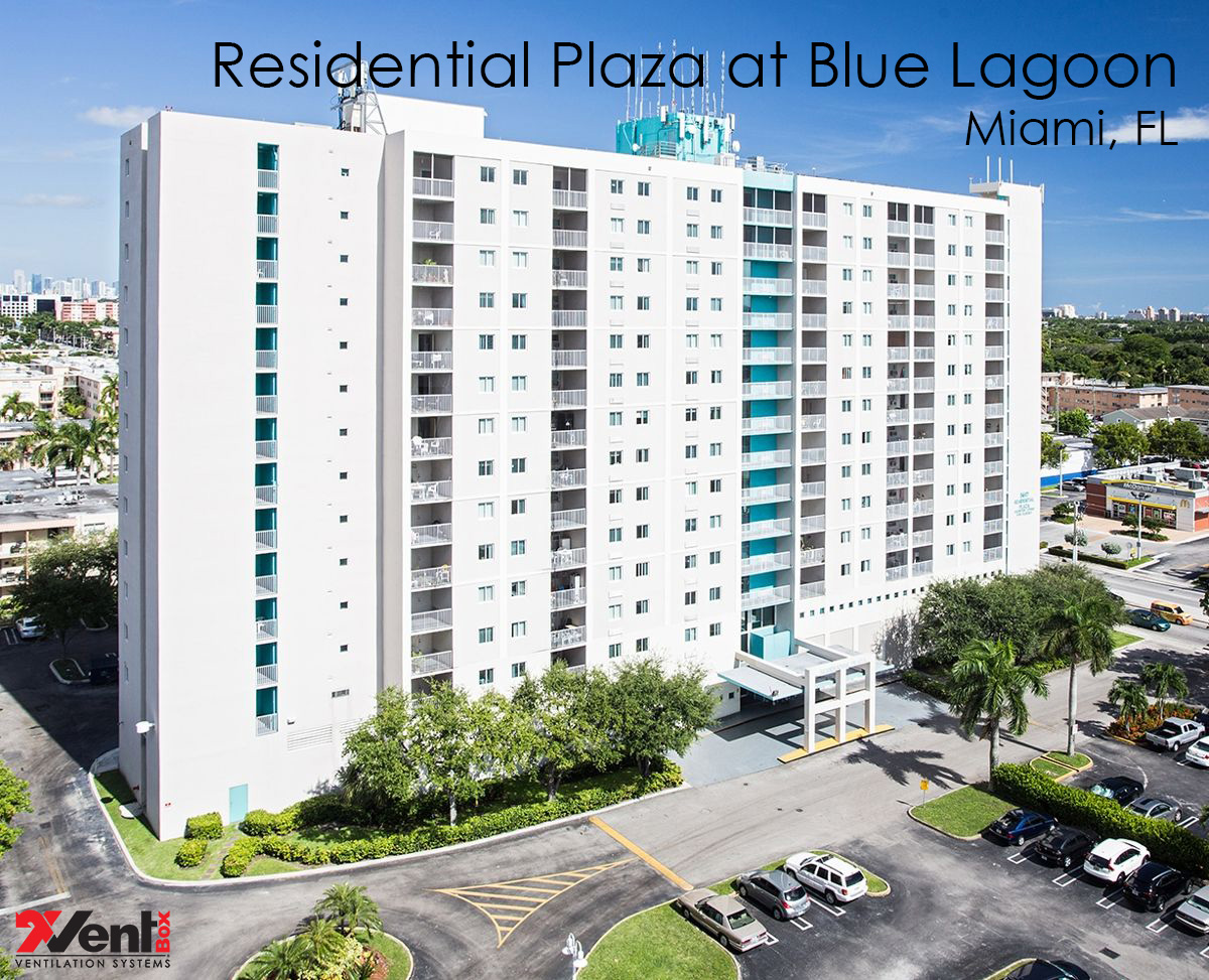 Residential Plaza At Blue Lagoon