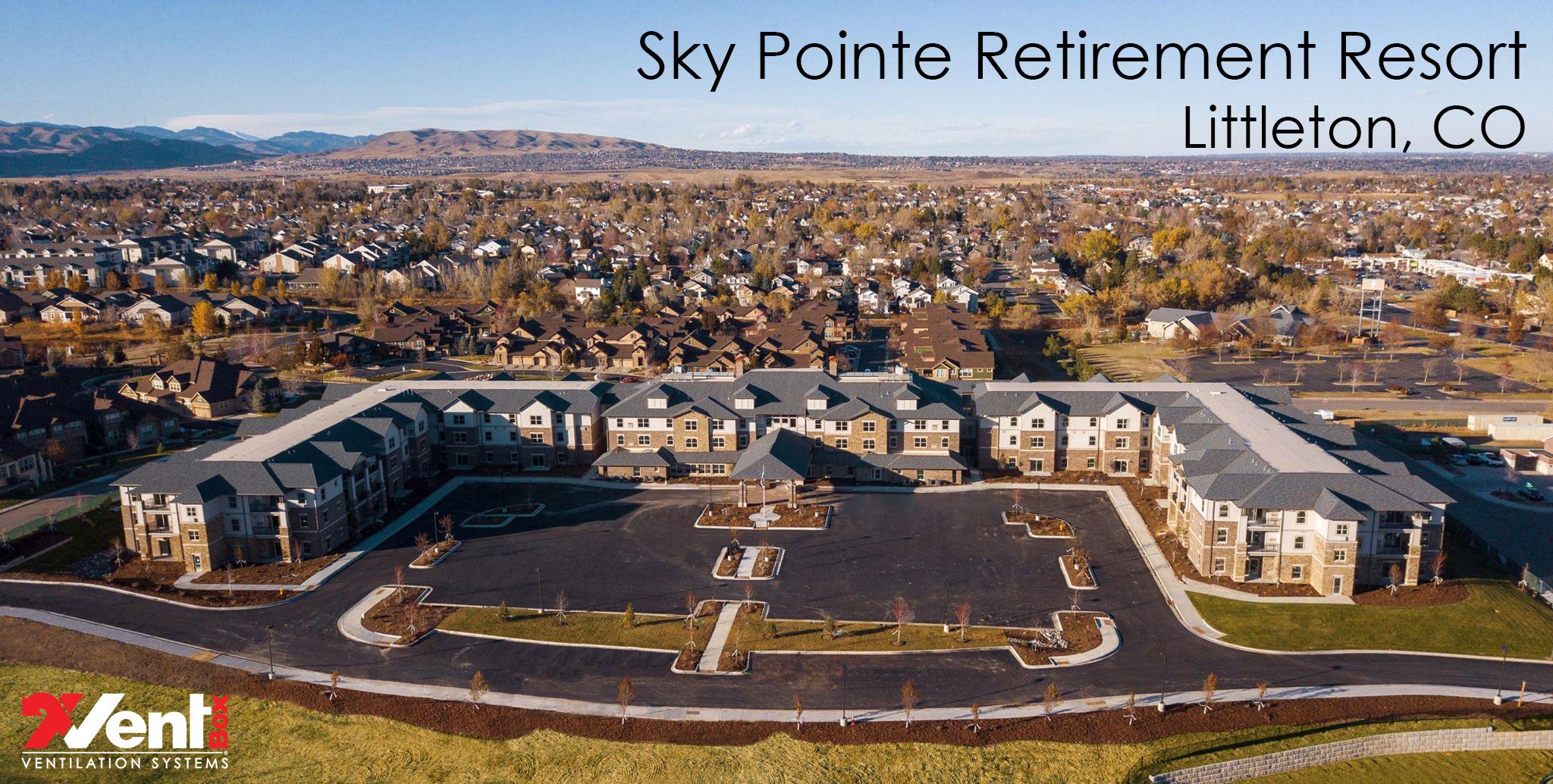 Sky Pointe Retirement Resort