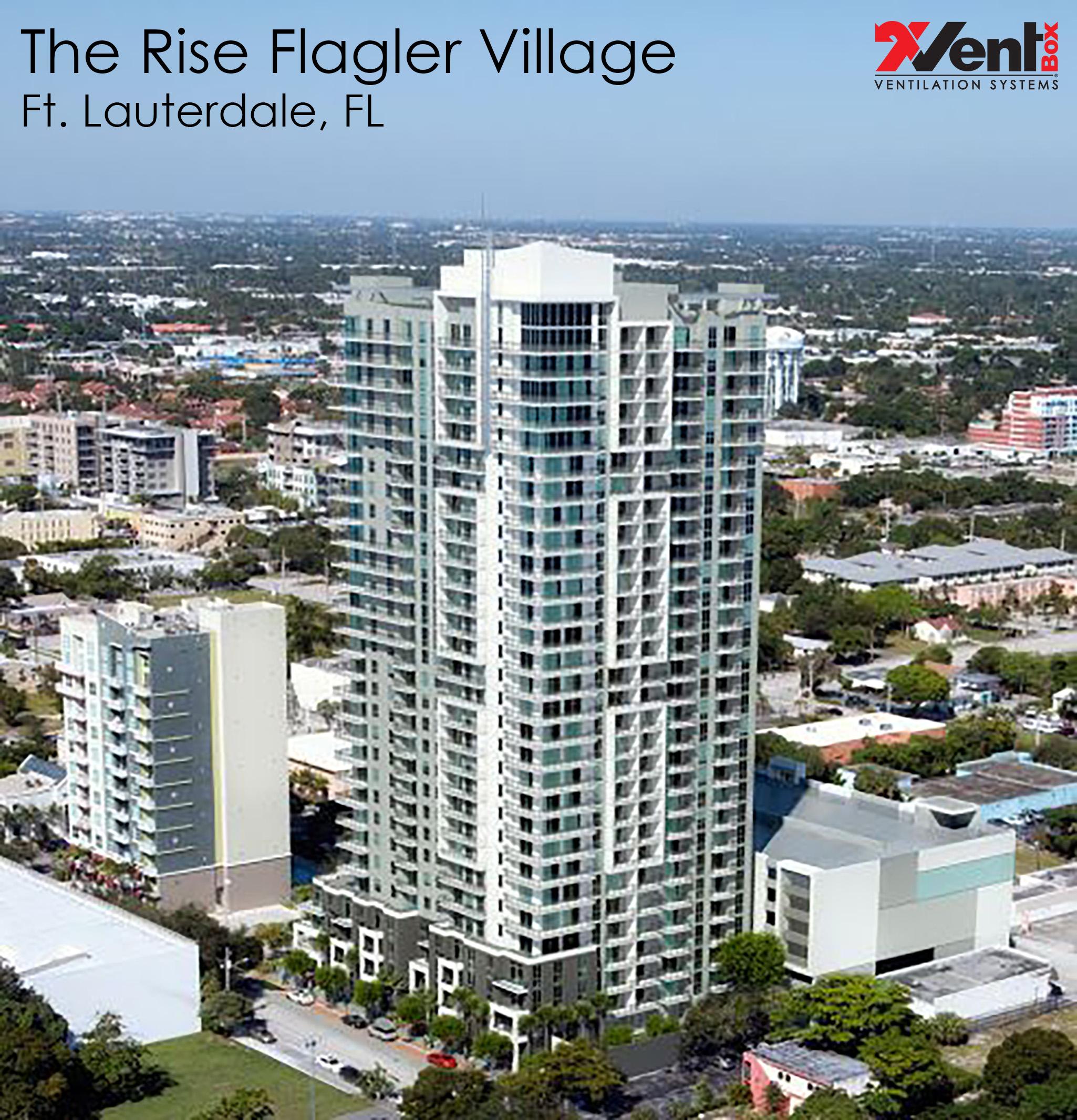The Rise Flagler Village