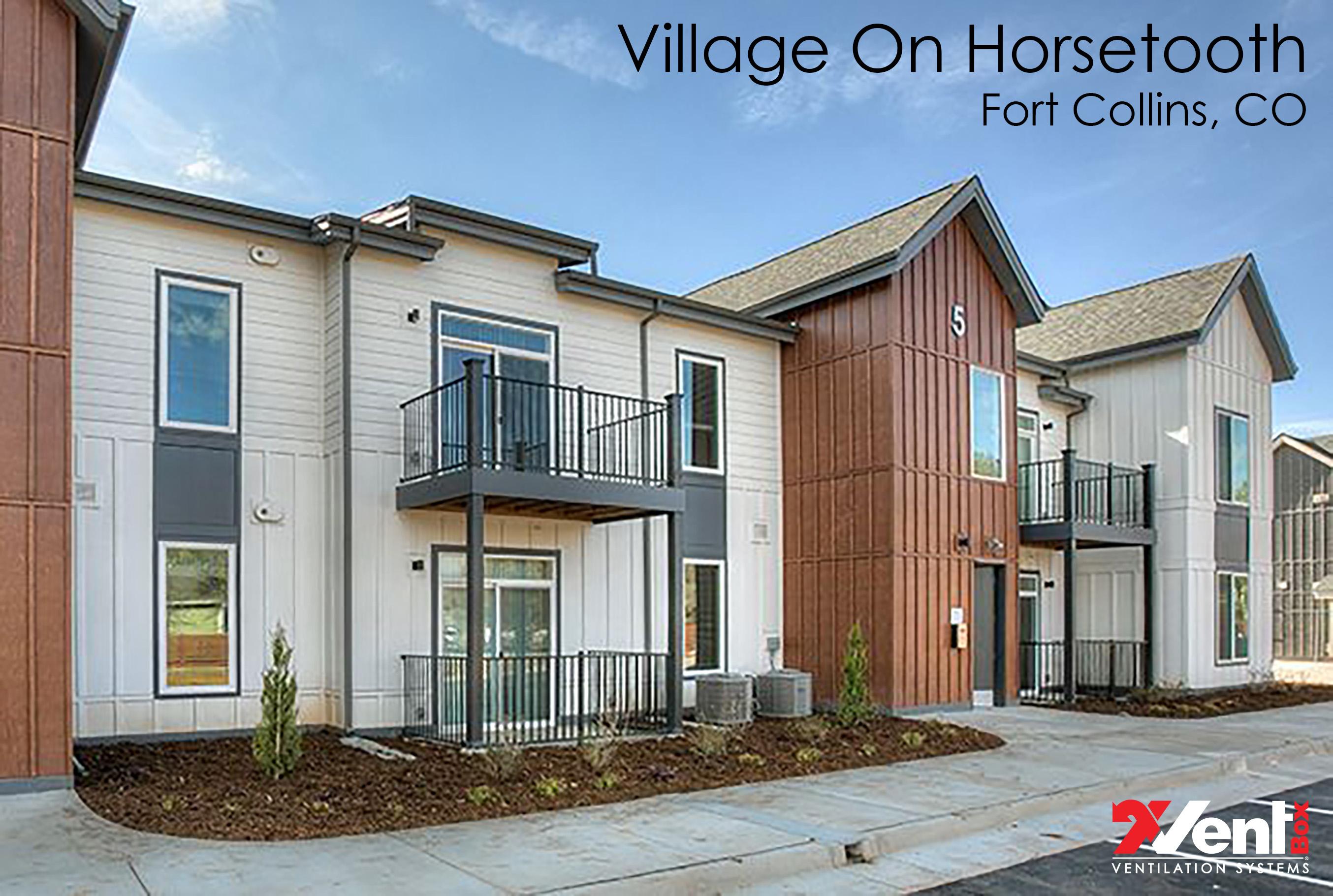 Village on Horsetooth
