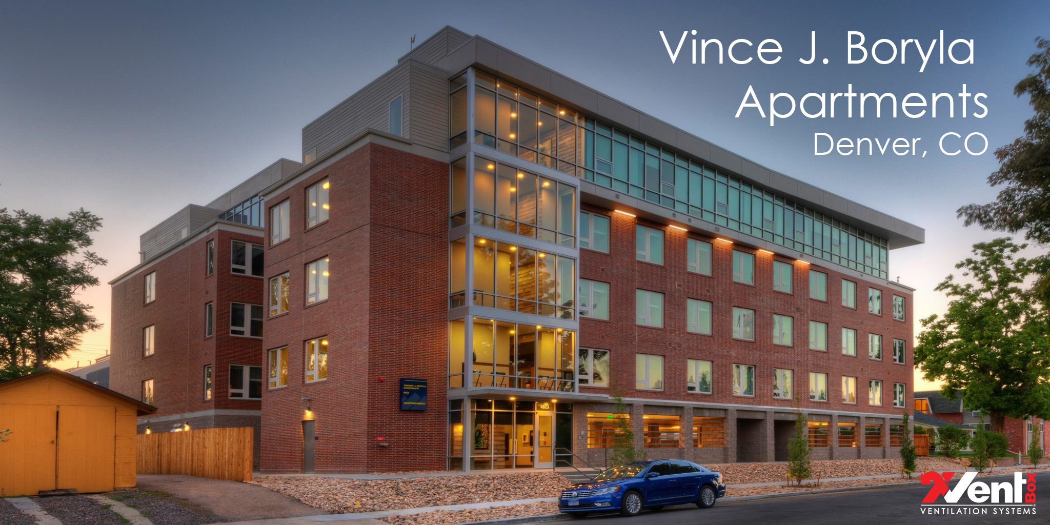 Vince J. Boryla Apartments