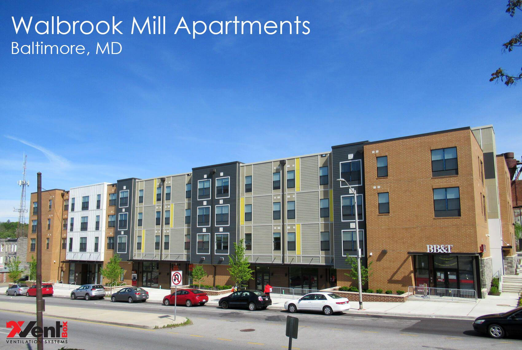 Walbrook Mill Apartments