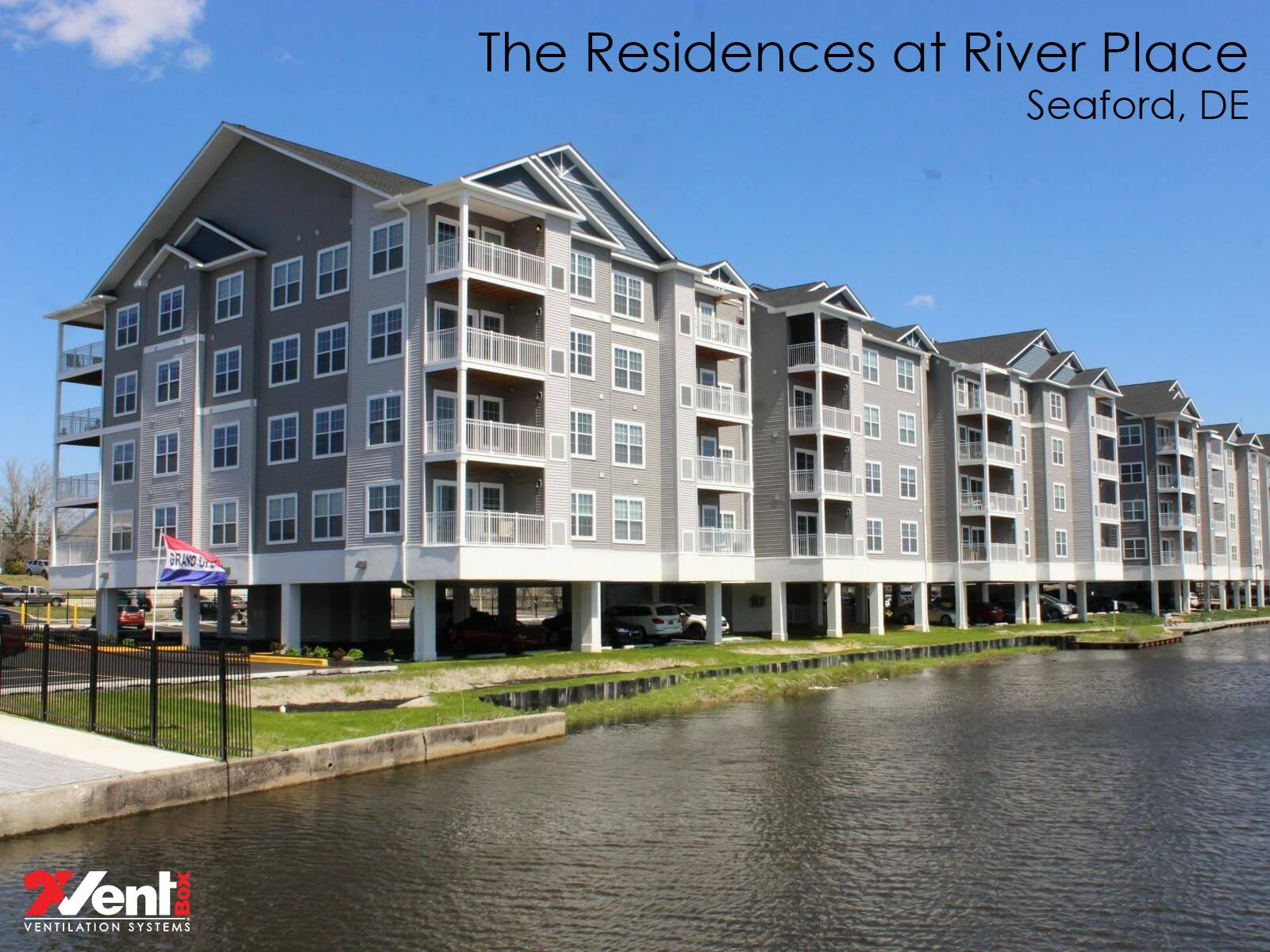 The Residences at River Place