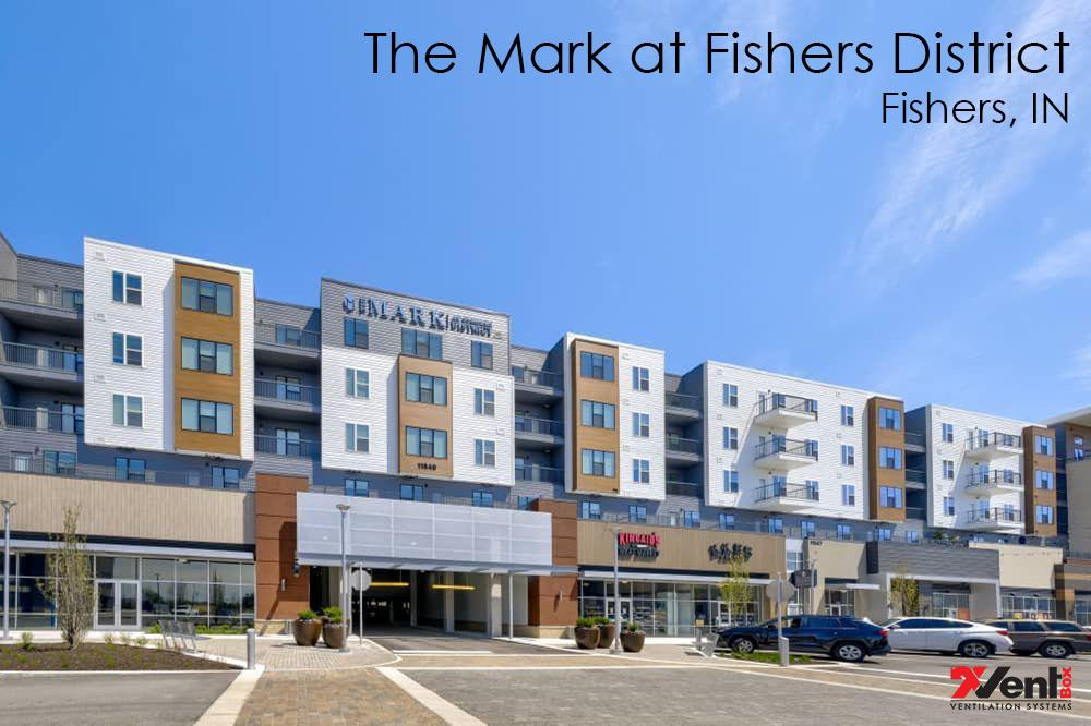 The Mark at Fishers District