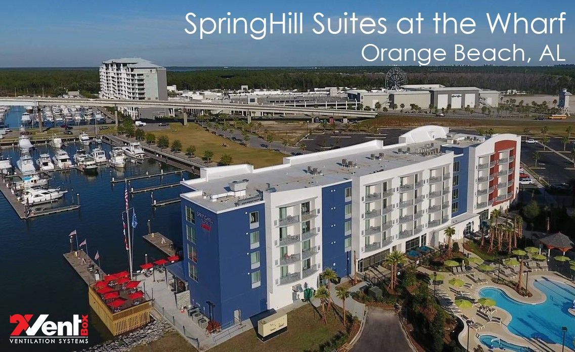 SpringHill Suites at the Wharf