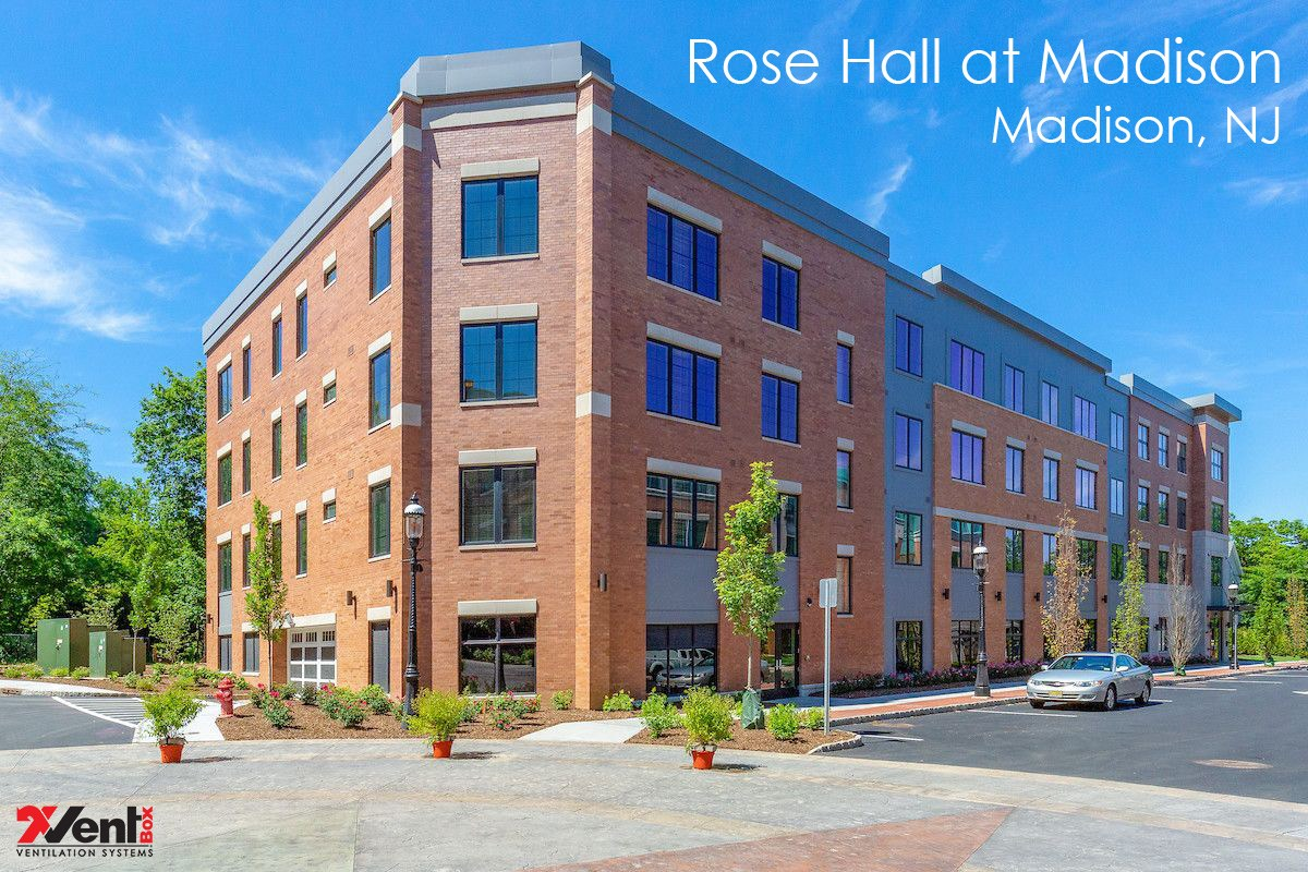 Rose Hall at Madison