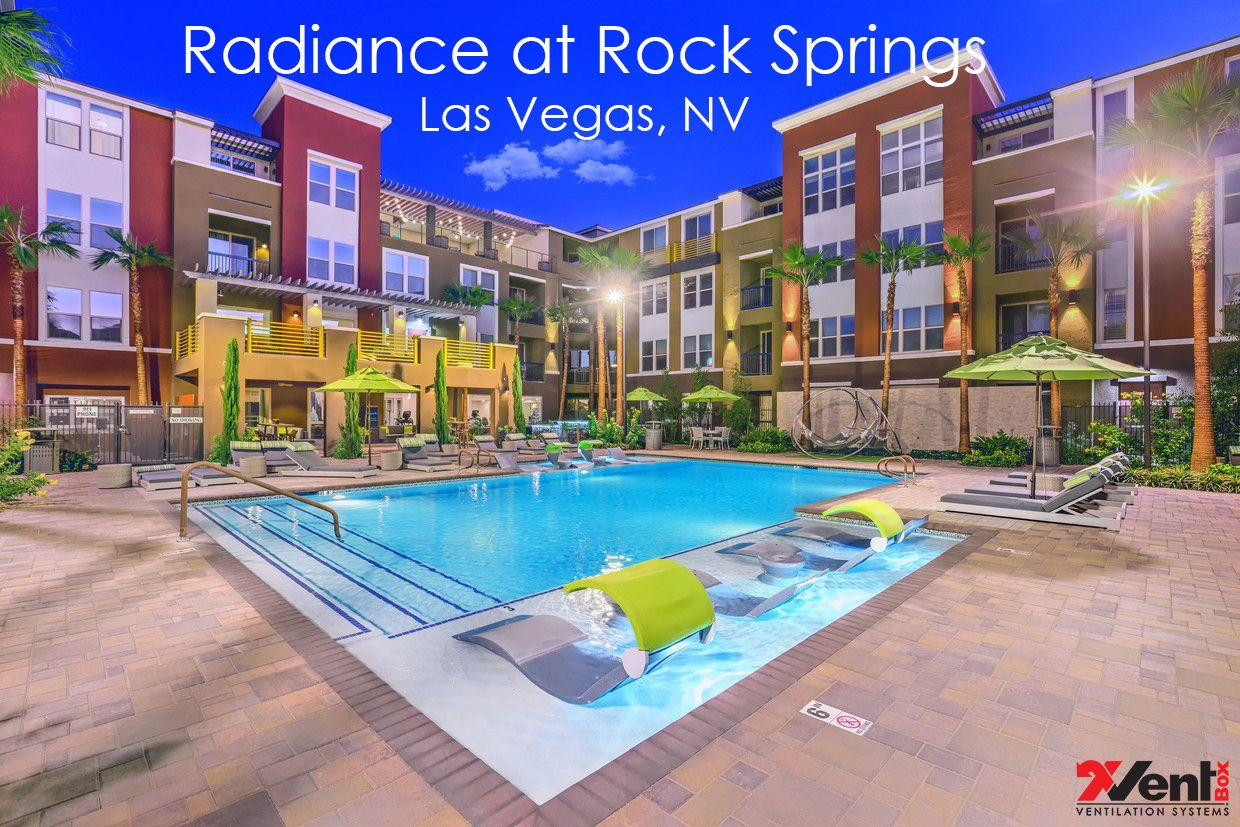 Radiance at Rock Springs
