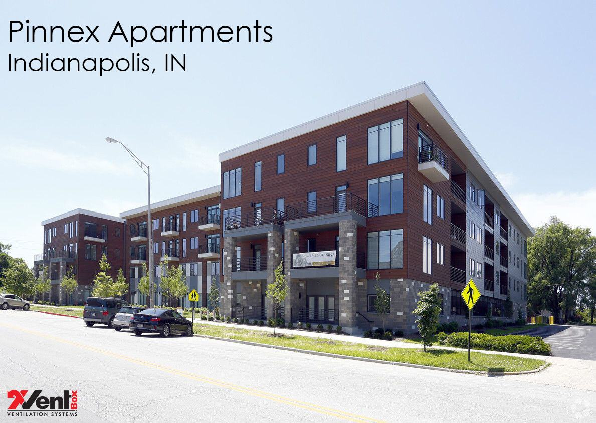 Pinnex Apartments