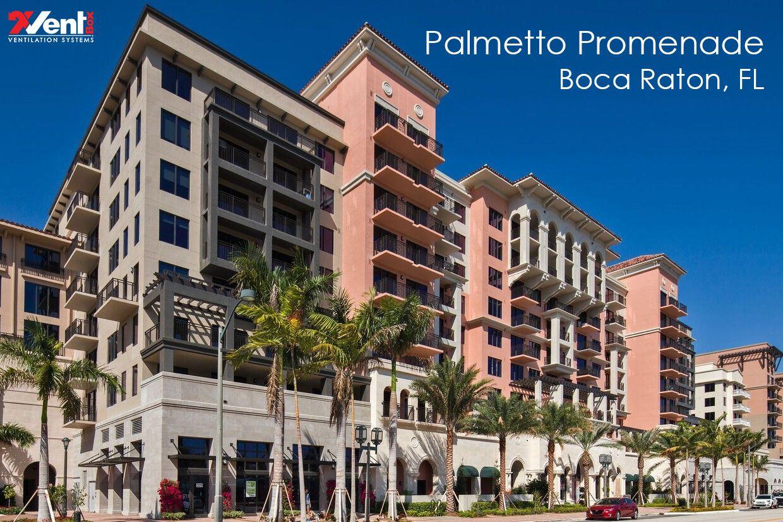 Palmetto Promenade
