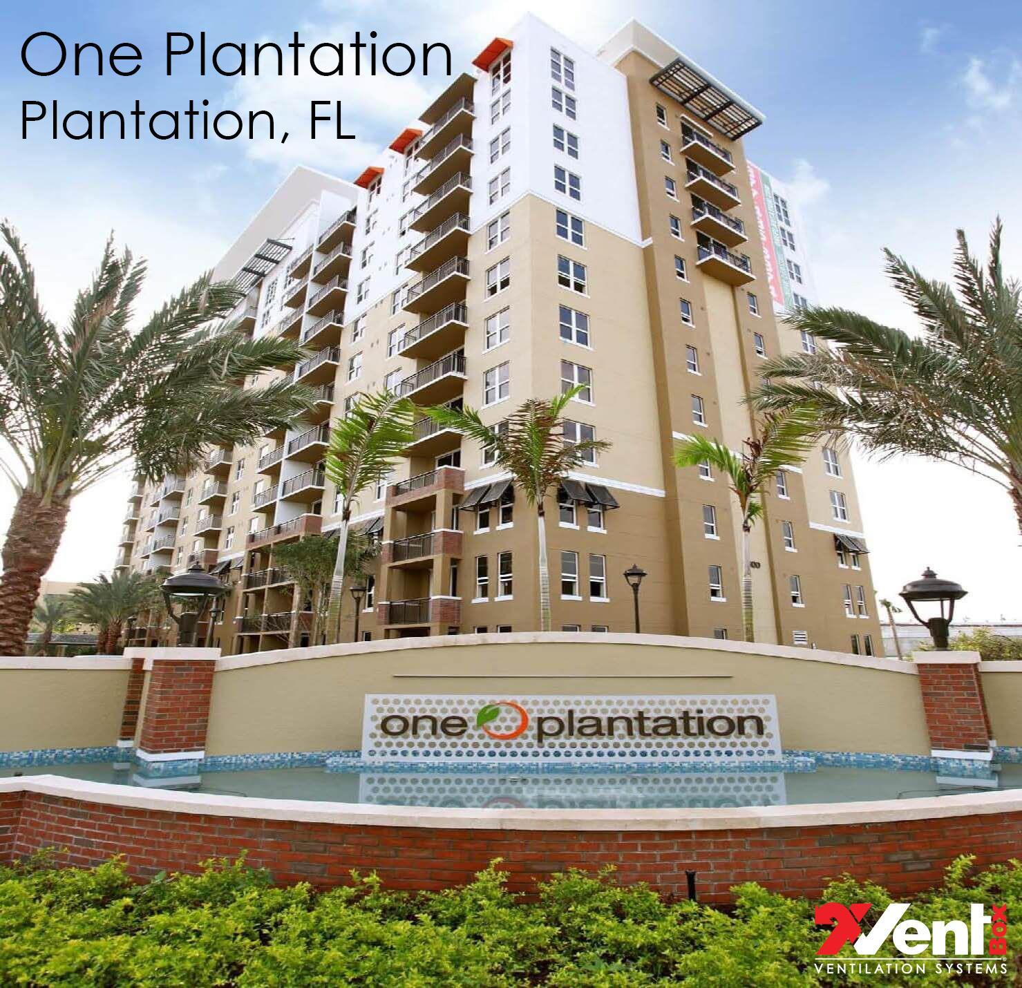 One Plantation