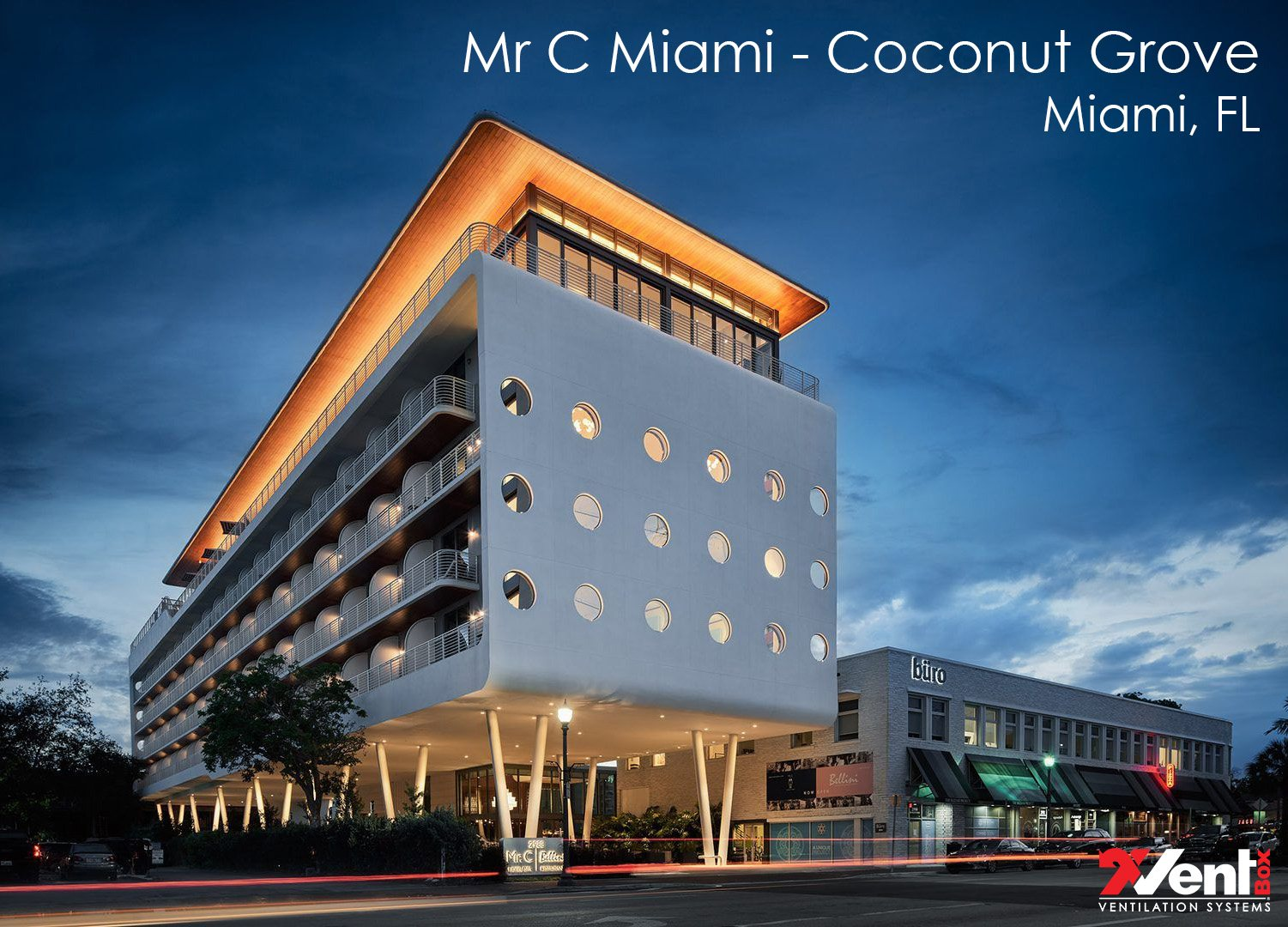 Mr C Miami - Coconut Grove