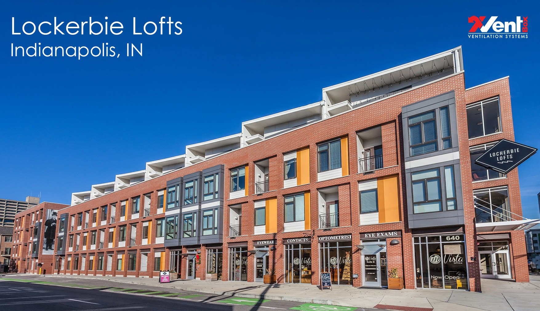 Lockerbie Lofts