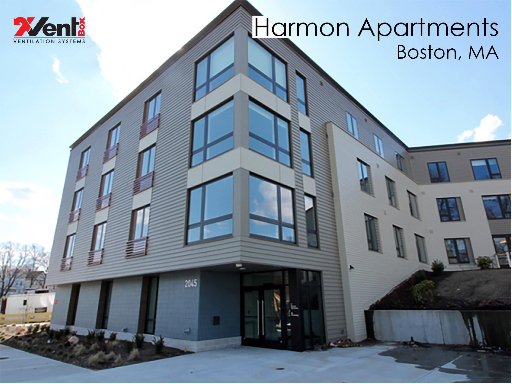 Harmon Apartments
