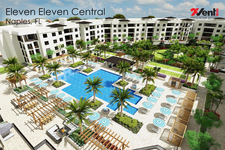 Eleven Eleven Central