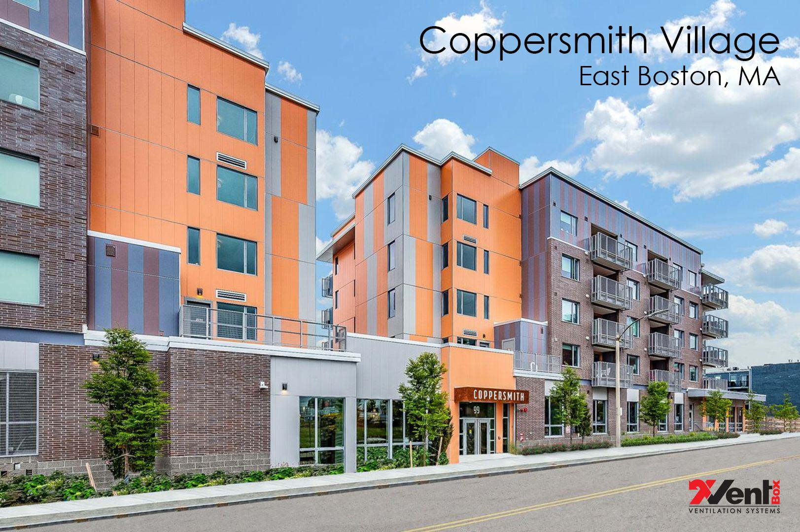 Coppersmith Village