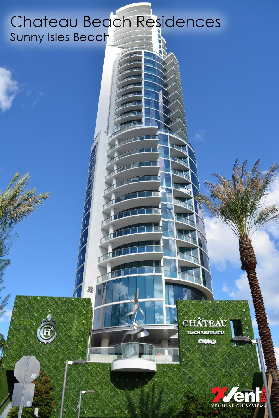 Chateau Beach Residences